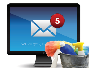 Tuesday Tip Of The Week #112 – Spring Clean Your Inbox