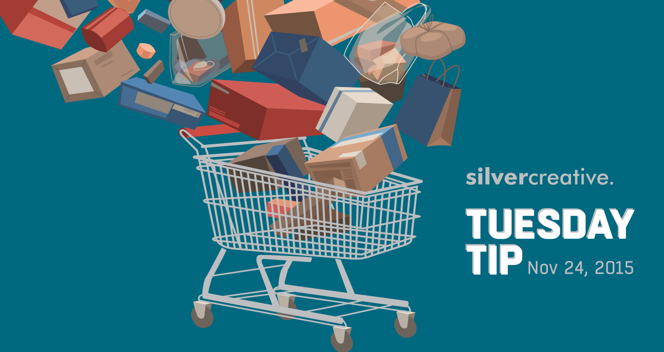 Tuesday Tip Of The Week #146 – Black Friday Shopping Strategy