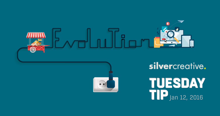 Tuesday Tip Of The Week #151 – The Evolution of the Consumer