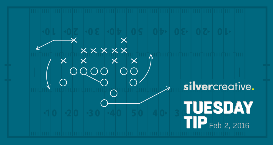 Tuesday Tip Of The Week #154 – Advertising's Big Game