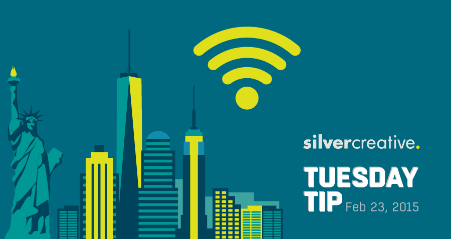 Tuesday Tip Of The Week #156 – Free Wi-Fi For All with LinkNYC