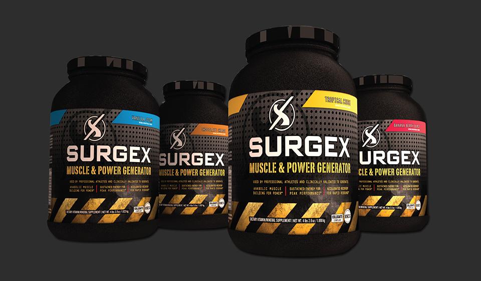 Surgex Sports Nutrition