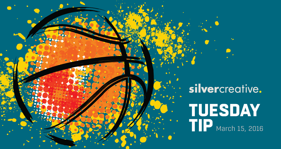 Tuesday Tip Of The Week #159 – Cashing In on March Madness