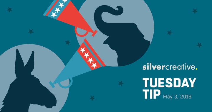Tuesday Tip Of The Week #166 – What Can We Learn From Campaign Ads?