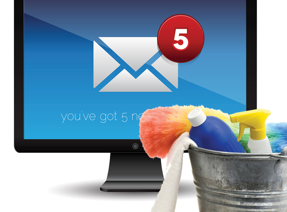 Tuesday Tip of the Week #62 – Spring Clean Your Inbox