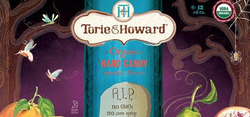 Torie & Howard Halloween Design