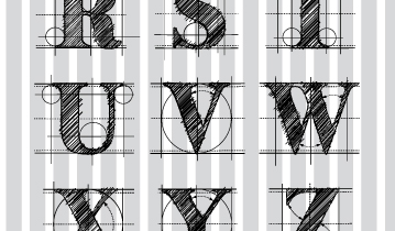 Tuesday Tip of the Week #55 – Achieve A Better Understanding of Letterforms Through Handwriting