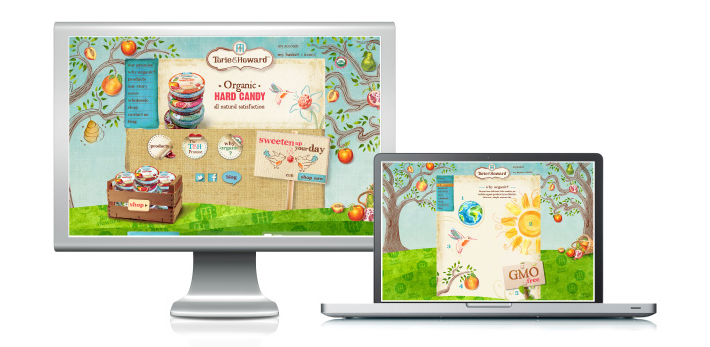 Silver Creative Group Nabs a W3 Gold Award for Torie & Howard Website Design