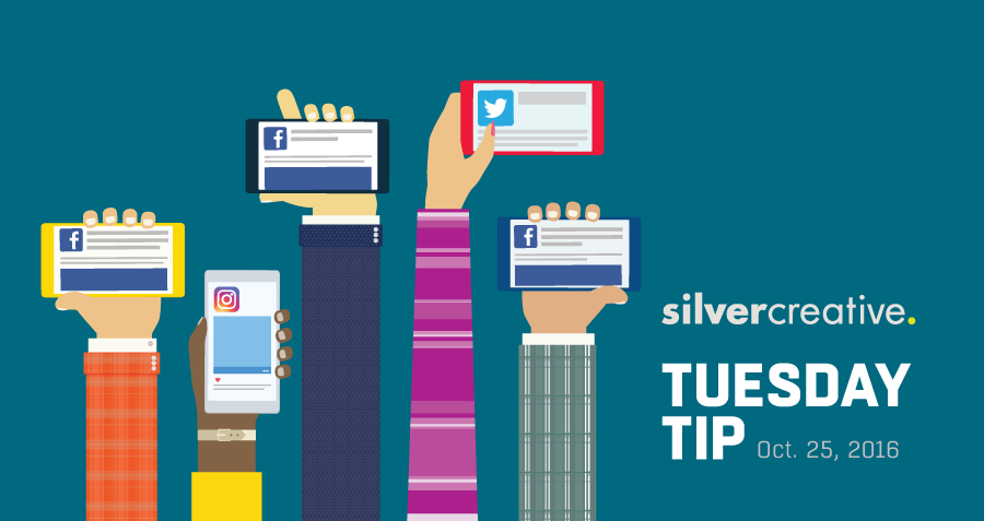 Tuesday Tip #189: Social Media Marketing