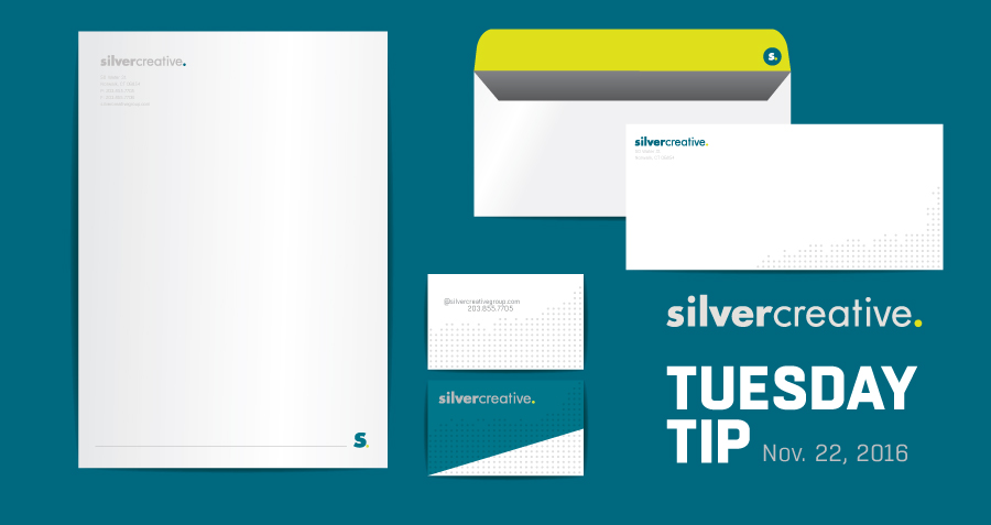 Tuesday Tip: How Branded Stationary Can Boost Business