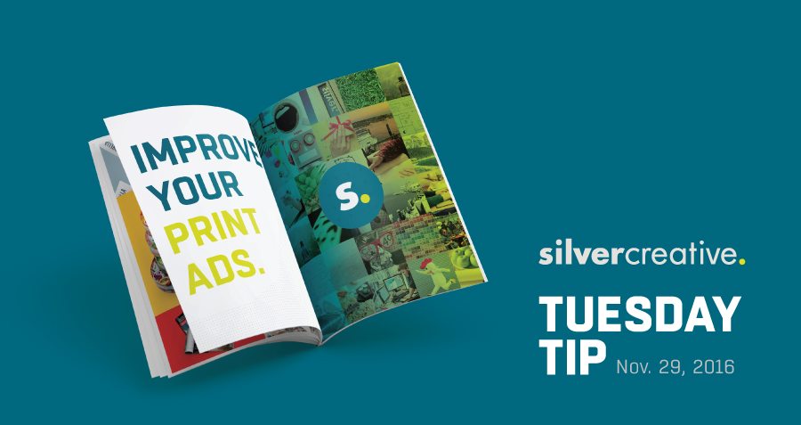 Tuesday Tip #193: Improving Your Print Ads