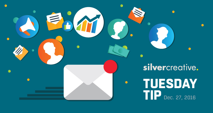 Tuesday Tip #196: Email Marketing Tips