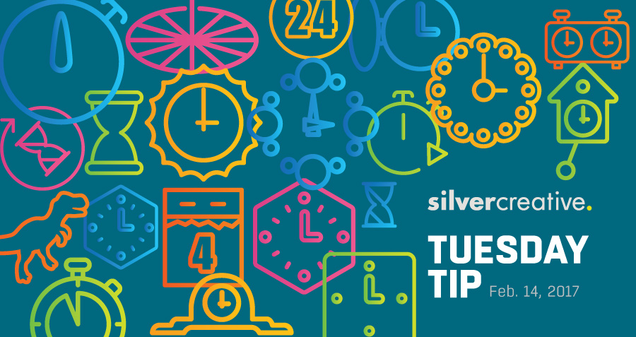 Tuesday Tip #203: Only You Know the Best Time to Post a Blog Online